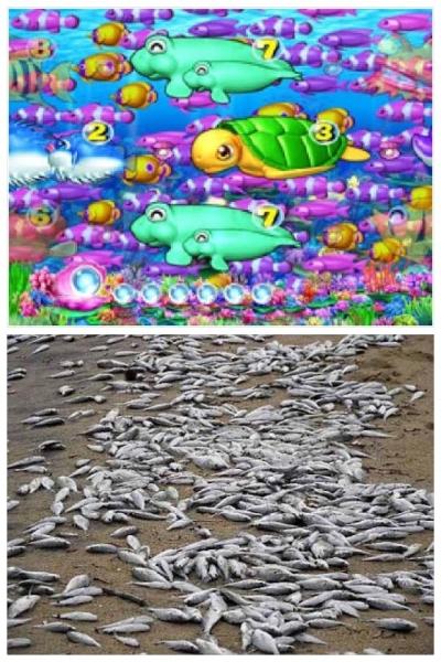 パチスロスーパー海物語IN沖縄の大喜利画像