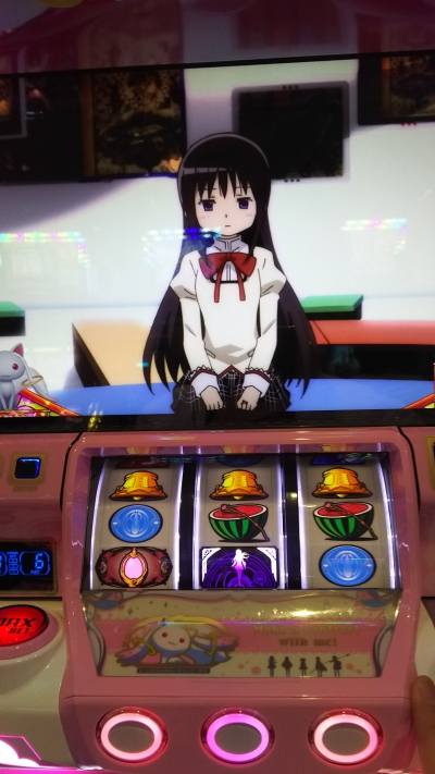 SLOT魔法少女まどか☆マギカAの大喜利画像